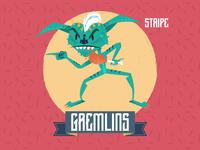 Gremlins - Stripe character