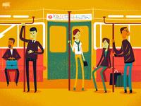 Commuter stress