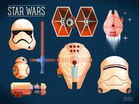 Star Wars graphics