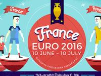 :::Euro 2016 infographic:::
