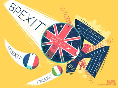 :::Brexit - Frexit - Italexit:::