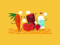 :::Happy Foods:::