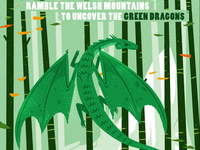:::Welsh Green Dragon:::