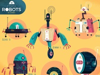 :::Mini Robots full poster:::