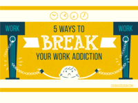 :::Breaking work addiction:::