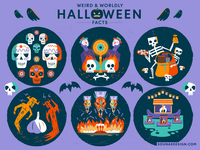 :::Halloween Illustrations - part A:::