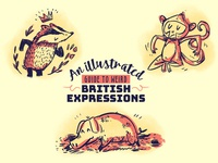 :::British expressions sketches:::