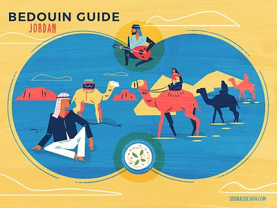 :::Bedouin Guide::: bedouin middle east jordan desert camel