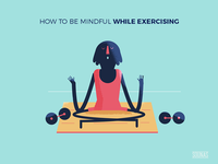 :::Mindful illustration - exercise:::