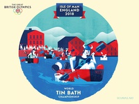 :::British games - Tin Bath:::