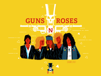 :::Guns'N'Roses:::
