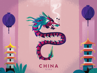 :::Chinese Dragon:::