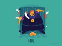 :::Hodl - cryptocurrency:::