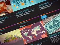 Developer Economics - illustrations & graphs
