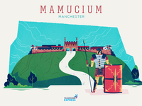 :::How northern cities got their names - Manchester:::