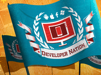 Developer Nation Flag