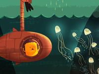 Submarine (final illustration)