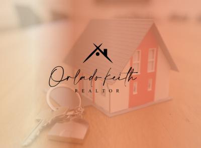 Real estate signature Logo design vector logo branding graphic design razaphocs realtor logo real estate logo signature logo