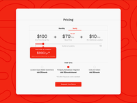 OE - Interactive Pricing Module