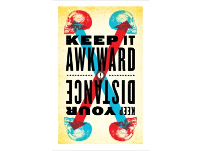 Covid Safety Posters poster covid typography poster design graphic design illustration design print