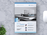 Corporate Business Flyer Vol. 03