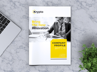KRYPTO - Company Profile Brochure