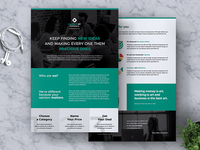 Corporate Business Flyer Vol. 05