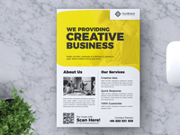 Corporate Business Flyer Vol. 07