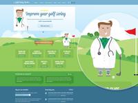 Golf Swing Doctor E-book website