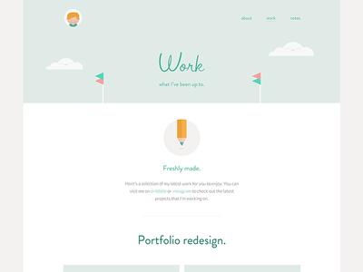 Portfolio / Work