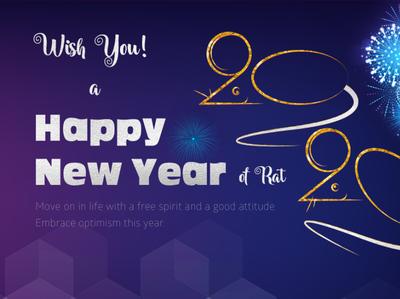 New Year 2020 (Metal Rat)