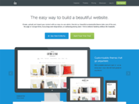 Virb   build your own website