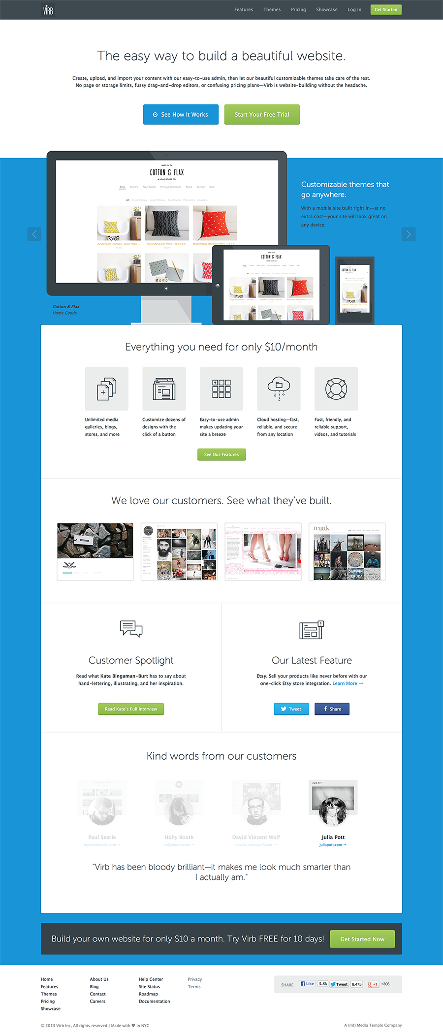 virb templates - virb build your own website download lengkap