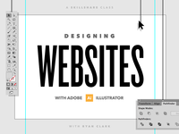 Adobe Illustrator for Web Design: A Skillshare Class