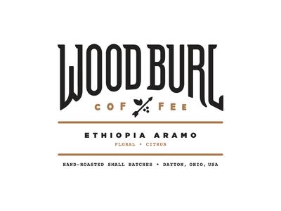 Wood Burl Label