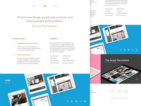 The Scenery Website