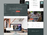 Hightail Marketing Site