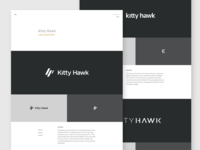 Kitty Hawk Branding Microsite