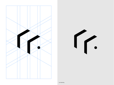Primer Mark Beta icon geometry identity branding