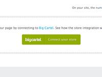 I <3 Big Cartel