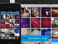 Virb + Instagram