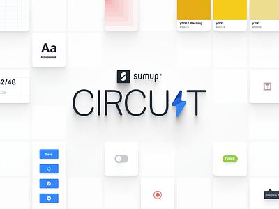 Circuit UI – Design System ui circuit board design systems