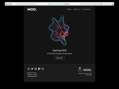 mod.org.au website museum mod modatunisa