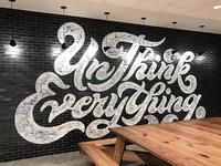 Mural Design / Custom Typography