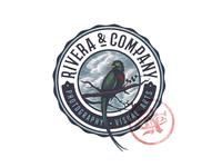 Rivera & Co. Badge Design