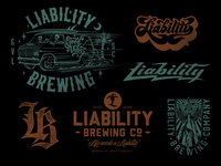 Liability Brewing Logos - V.1