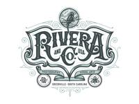 Rivera and Co. Logo Design