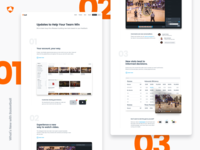 What's New With Basketball Page