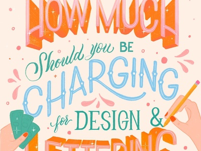 How much should you be charging?