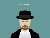 """Walter White - Series """"The Who?"""""""